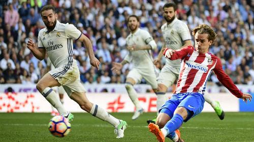 Derby Madrid: Griezmann và màn chào hàng MU 100 triệu bảng - 2