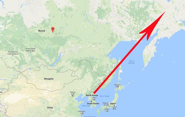 Triều Tiên tự hủy tên lửa đạn đạo vì phóng nhầm hướng Nga? - 2