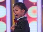 Giả Trấn Thành, MC nhỏ tuổi nhất Việt Nam ẵm giải 100 triệu