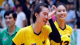Bóng chuyền VTV Cup: Ngọc Hoa, Thanh Thúy rực sáng trước CLB Thái