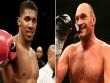 """Đấm gục """"Búa thép"""" Klitschko, Joshua đòi """"tẩn"""" Tyson Fury"""
