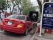 HN: Những khách hàng đầu tiên trải nghiệm đỗ xe thông minh