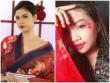 Quỳnh Anh, Phương Mỹ Chi diện kimono sexy hơn gái Nhật