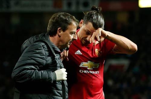 MU: Tin vui về Ibra, Mourinho lộ kế hoạch buông top 4 - 1