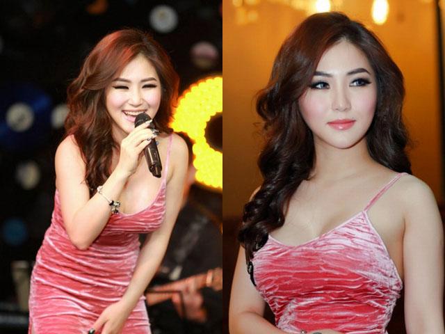 Hương Tràm mặc sexy, cover Duyên phận cực ngọt ngào