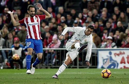 """""""Ác mộng"""" Ronaldo: Atletico đã có kế ngăn chặn - 2"""
