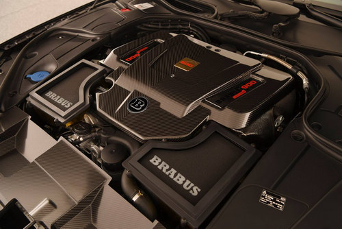 Brabus Rocket 900: Siêu xe độ từ Maybach S600 - 3