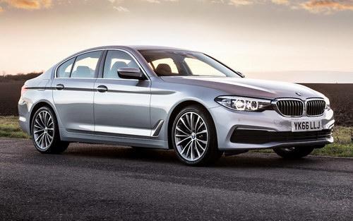 BMW 5-Series 2017 máy dầu sắp về Việt Nam - 1