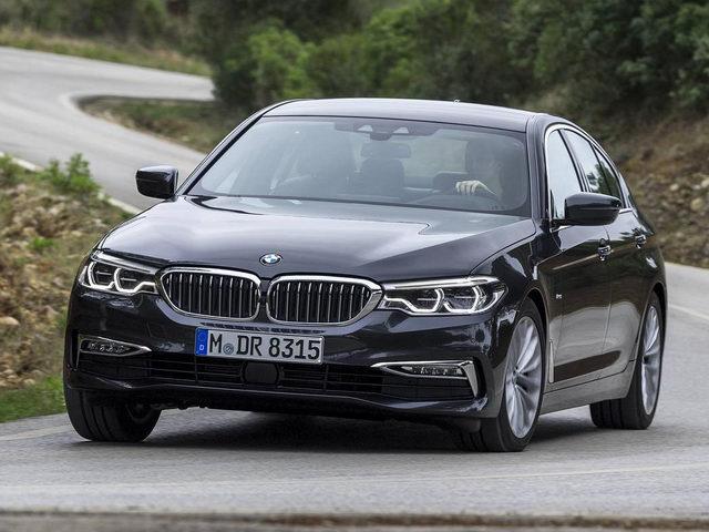 BMW 5-Series 2017 máy dầu sắp về Việt Nam - 2