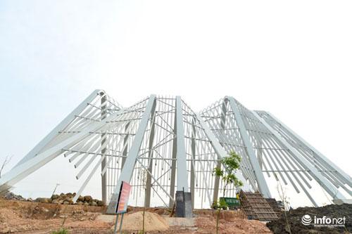 Cận cảnh cổng chào gần 200 tỷ của tỉnh Quảng Ninh - 3