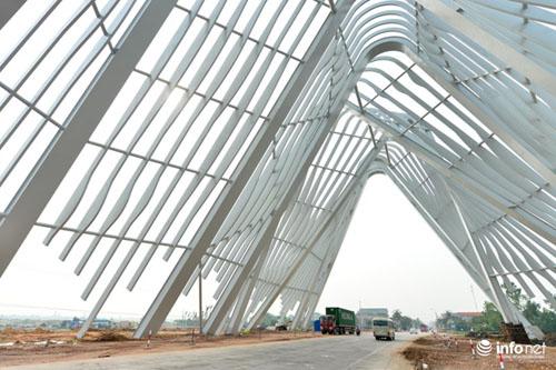 Cận cảnh cổng chào gần 200 tỷ của tỉnh Quảng Ninh - 4