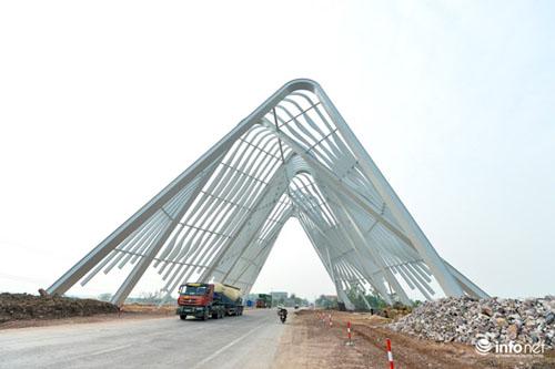 Cận cảnh cổng chào gần 200 tỷ của tỉnh Quảng Ninh - 7