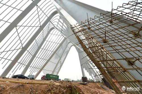 Cận cảnh cổng chào gần 200 tỷ của tỉnh Quảng Ninh - 8