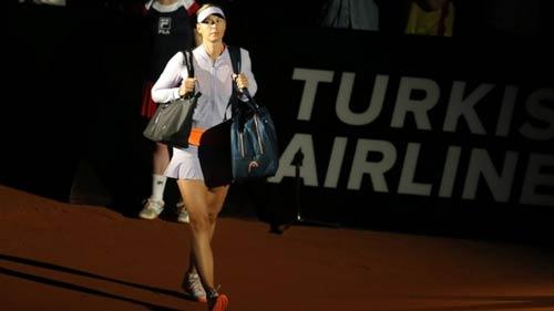 Sharapova sướng như bà hoàng: Ngồi khểnh chờ Roland Garros - 2
