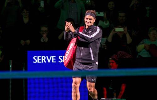 "Federer dự Roland Garros: Khó lường hiệu ứng ""ma trận"" - 1"