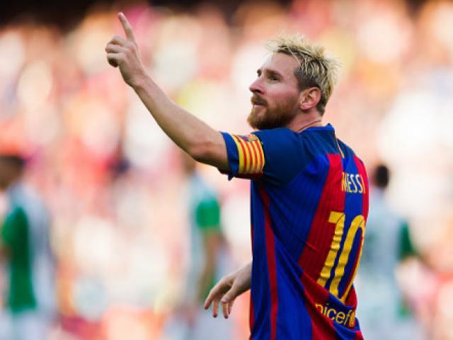 """Đập tan nghi ngờ, """"mối tình"""" Barca – Messi tiếp tục kéo dài"""