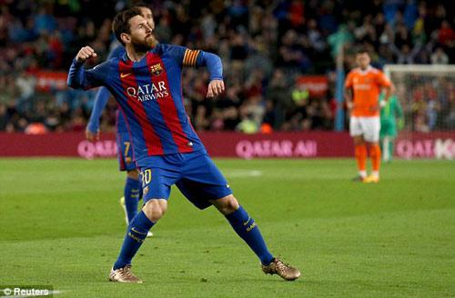 """Đập tan nghi ngờ, """"mối tình"""" Barca – Messi tiếp tục kéo dài - 1"""