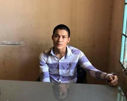 'Nghịch tử' sát hại mẹ vì không cho tiền đánh bài - 1