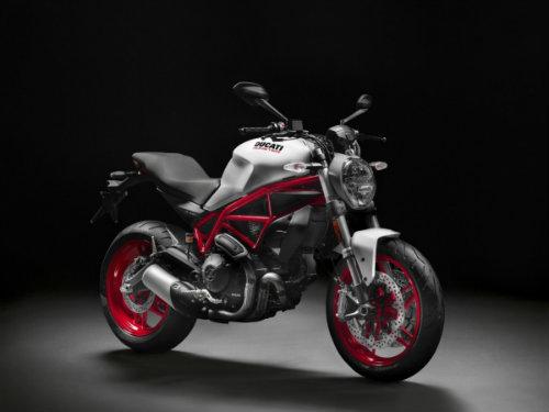 "Suzuki GSX-S750 ""ăn thịt"" đối thủ Ducati Monster 797? - 2"