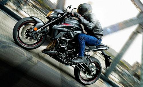 "Suzuki GSX-S750 ""ăn thịt"" đối thủ Ducati Monster 797? - 8"