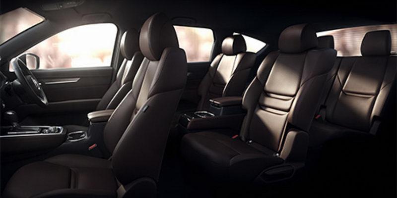 Sắp có thêm Mazda CX-8 hoàn toàn mới - 1