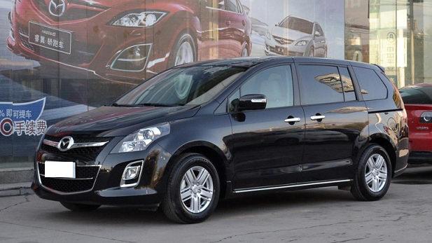 Sắp có thêm Mazda CX-8 hoàn toàn mới - 2