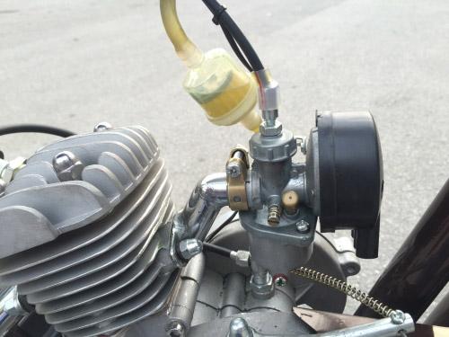 Cận cảnh xe máy hàng hiếm Honda A-Type giá 50 triệu đồng - 14