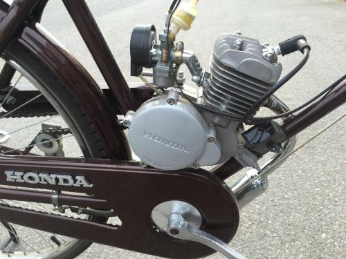 Cận cảnh xe máy hàng hiếm Honda A-Type giá 50 triệu đồng - 7