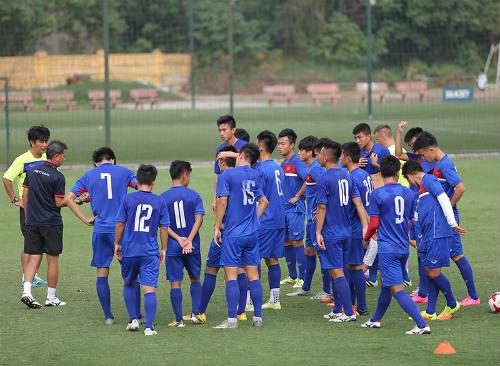 U20 Việt Nam - U20 Argentina: HLV Hoàng Anh Tuấn lo bị tâm lý - 2