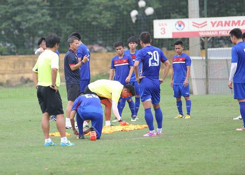 U20 Việt Nam - U20 Argentina: HLV Hoàng Anh Tuấn lo bị tâm lý - 3
