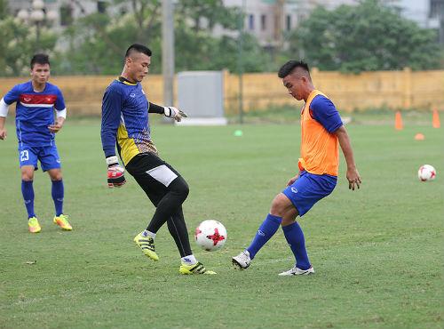 U20 Việt Nam - U20 Argentina: HLV Hoàng Anh Tuấn lo bị tâm lý - 4
