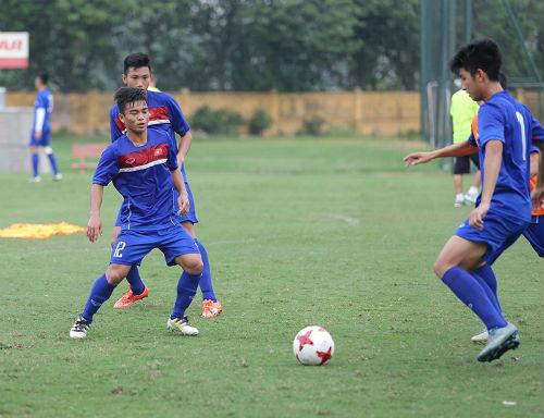 U20 Việt Nam - U20 Argentina: HLV Hoàng Anh Tuấn lo bị tâm lý - 5