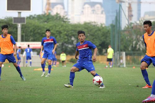 U20 Việt Nam - U20 Argentina: HLV Hoàng Anh Tuấn lo bị tâm lý - 6