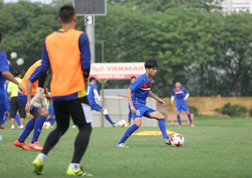 U20 Việt Nam - U20 Argentina: HLV Hoàng Anh Tuấn lo bị tâm lý - 7