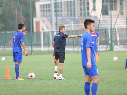 U20 Việt Nam - U20 Argentina: HLV Hoàng Anh Tuấn lo bị tâm lý - 9