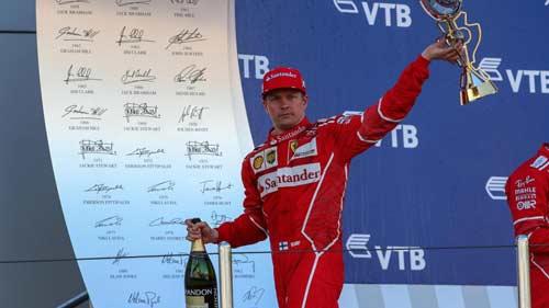 Đua xe F1: 4 năm chiến đấu, 4 tháng đổi vận, 1 lần trên đỉnh - 2