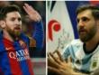 """Ngỡ ngàng """"bản nhái"""" sao bóng đá: Messi, CR7 cũng choáng"""
