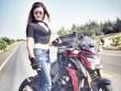 Ngắm nữ biker Thu 'Gạch' nóng bỏng bên Suzuki GSX-S1000
