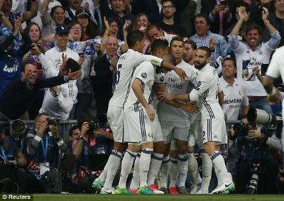 Chi tiết Real Madrid - Atletico Madrid: Tan nát vì Ronaldo (KT) - 6