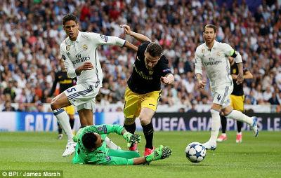 Chi tiết Real Madrid - Atletico Madrid: Tan nát vì Ronaldo (KT) - 7