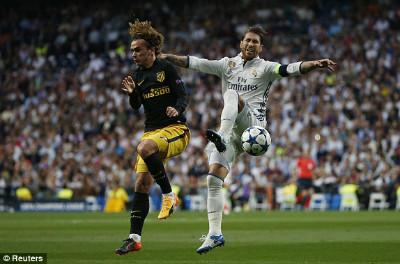 Chi tiết Real Madrid - Atletico Madrid: Tan nát vì Ronaldo (KT) - 8