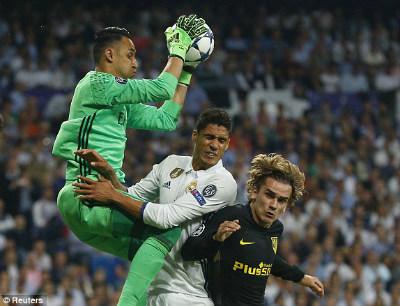 Chi tiết Real Madrid - Atletico Madrid: Tan nát vì Ronaldo (KT) - 9