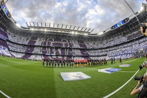 Xúc cảm Real – Atletico: Tóe lửa, đổ máu và Ronaldo - 2