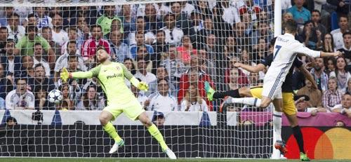 Xúc cảm Real – Atletico: Tóe lửa, đổ máu và Ronaldo - 4