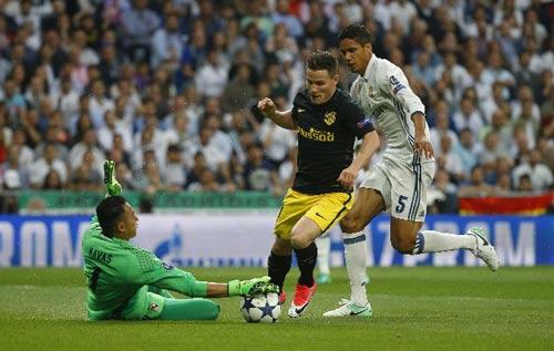 Xúc cảm Real – Atletico: Tóe lửa, đổ máu và Ronaldo - 6