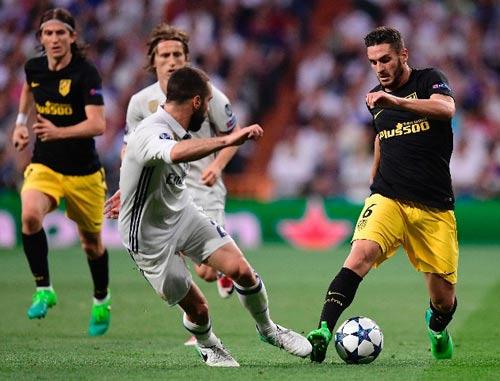Xúc cảm Real – Atletico: Tóe lửa, đổ máu và Ronaldo - 7