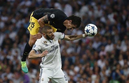 Xúc cảm Real – Atletico: Tóe lửa, đổ máu và Ronaldo - 10