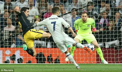 Chi tiết Real Madrid - Atletico Madrid: Tan nát vì Ronaldo (KT) - 11