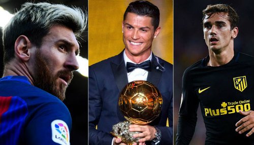 Ronaldo sẽ đoạt QBV: Vượt mặt Messi, vĩ đại như Pele - 5