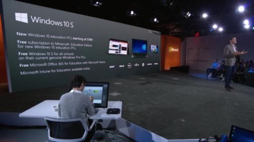 Windows 10 S ra mắt, tăng cường trải nghiệm cho giới trẻ - 3